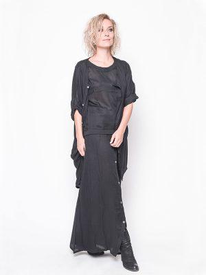 diEMode Black rok blouse