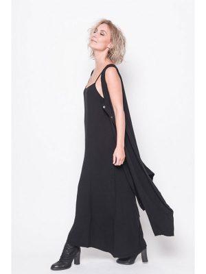 diEMode vest jurk Black